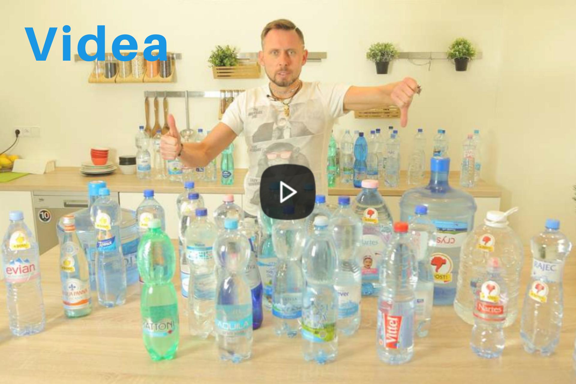 Videa o kvalitě vody