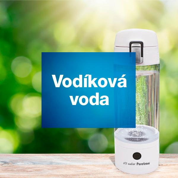 Přenosný generátor vodíkové vody