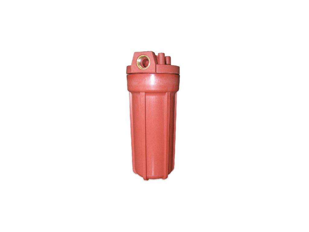 Malý uhlíkový filtr HOT  na teplou vodu
