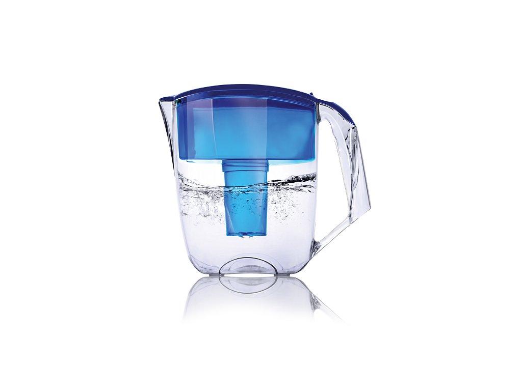 eco luna 3 5 l pitcher filter