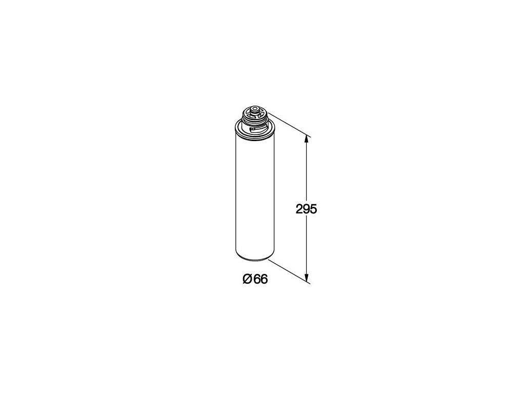 Mineralizace pro AQUA 200S