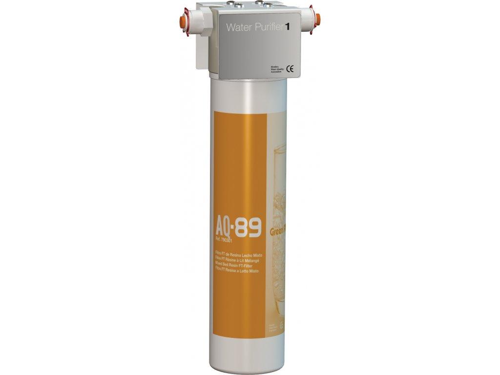 Filtr na vodu AQL 89  filtr pro ultra čistou vodu pro laboratorní účely