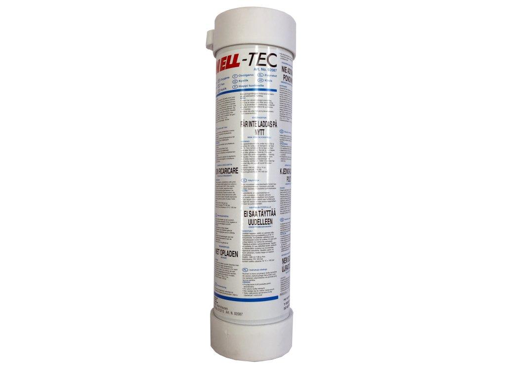Jednorázová tlaková láhev 930 ml