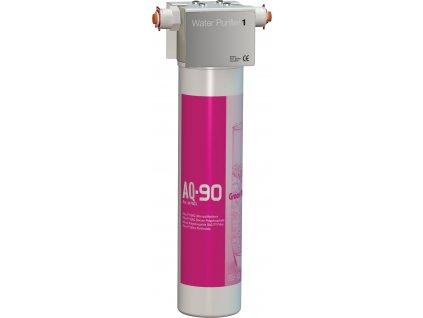 Filtr na vodu AQL 90  uhlíkový filtr na odstranění chlóru a vodního kamene z vody
