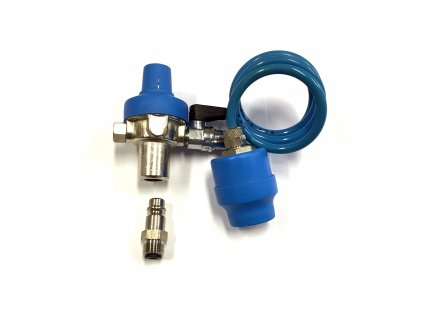 Redukční ventil pro jednorázovou plnící láhev 930 ml
