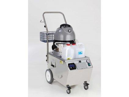 PROFI 7500  průmyslový parní čistič s vysáváním a s detergentem