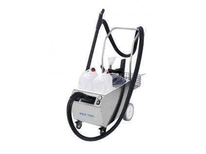 PROFI 7000 (výstavní kus)  průmyslový parní čistič s vysáváním a s detergentem