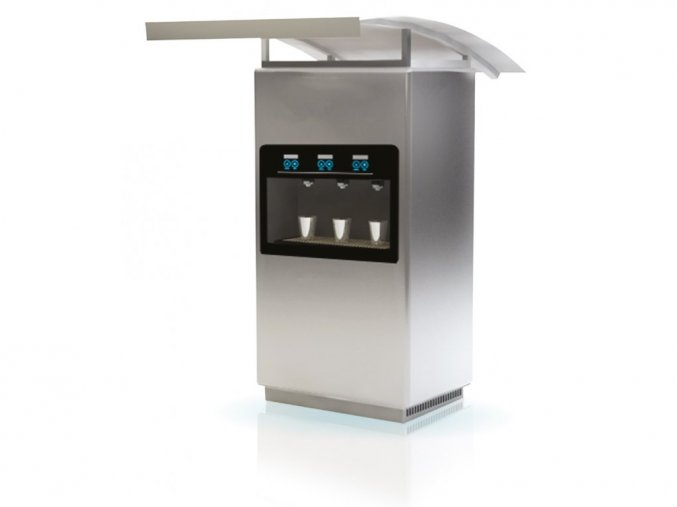 Automat na vodu AQUA City