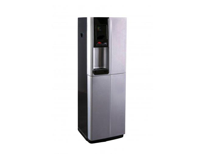 Automat na vodu stříbrný