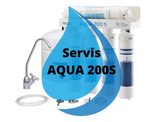 Servis AQUA 200S