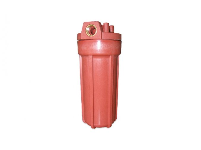 filtr na teplou vodu mechanický