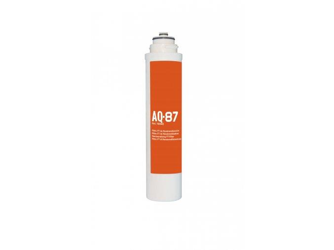 AQ 87 - filtrační vložka pro navýšení pH vody a mineralizaci