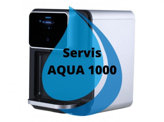 Servis AQUA 1000