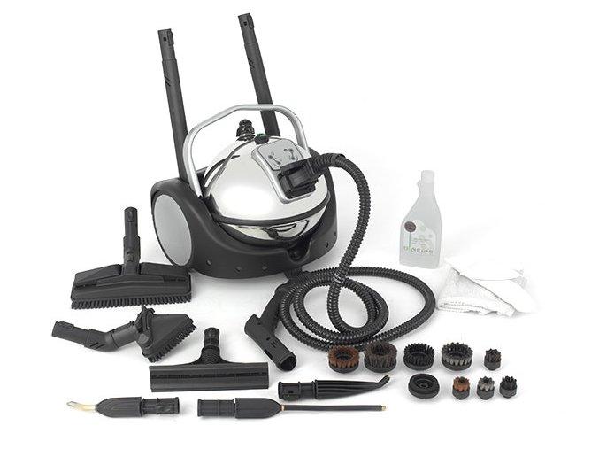 Parní čistič Home Steamer a příslušenství