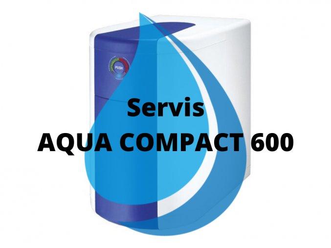 Servisní výměna AQUA COMPACT 600