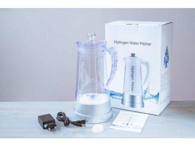 Konvice na výrobu vodíkové vody Hydron HB–H08