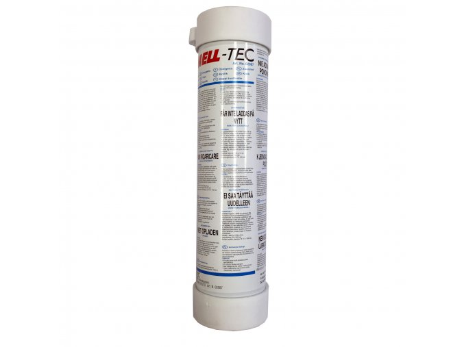 tlaková láhev na výrobu kyslíkové vody
