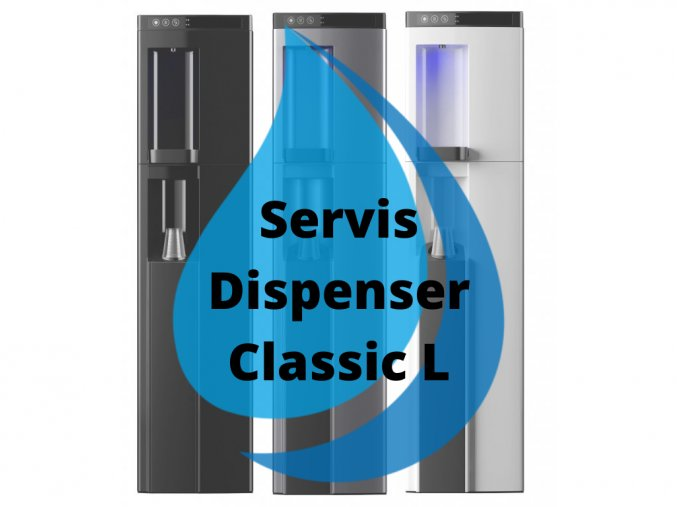 Servisní výměna Dispenser Classic L