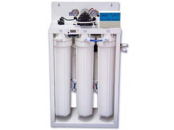membránová filtrace vody reverzní osmóza
