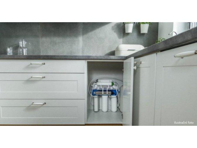 filtr na vodu ze studny reverzní osmóza