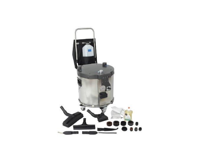 Průmyslový parní čistič PROFI 7100 s příslušenstvím