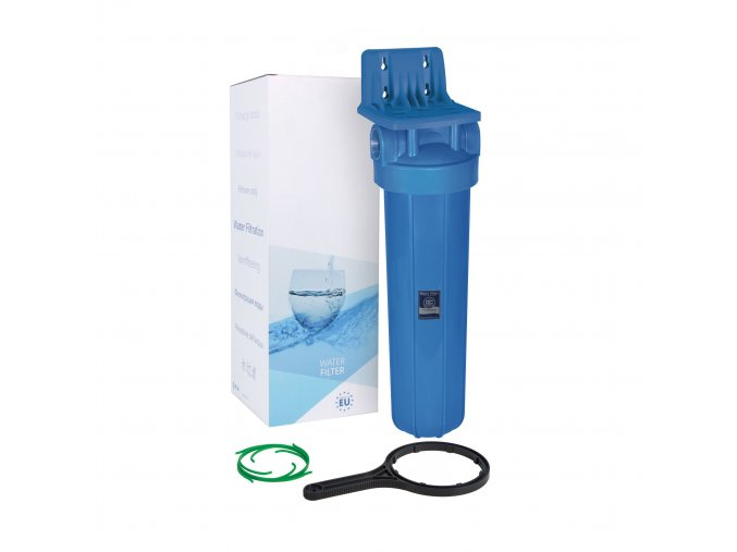 velký uhlíkový filtr na vodu FC 20 F