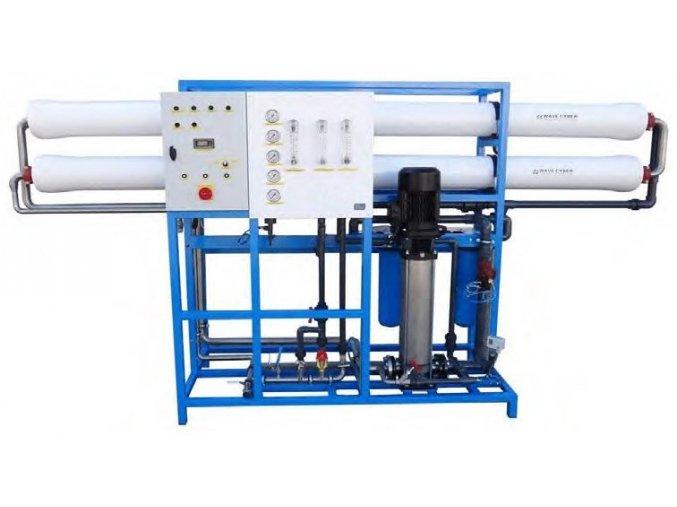 membránová filtrace průmyslová