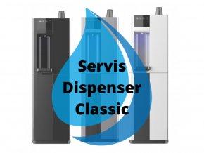 Servisní výměna Dispenser Classic