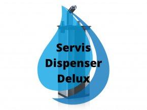 Servisní výměna Dispenser Delux
