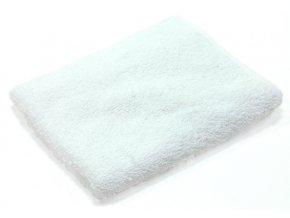 Utěrka bílá 100 % bavlna