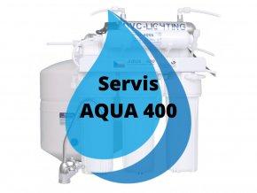 Servis AQUA 400