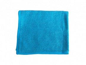 Švédská utěrka modrá mikrovlákno