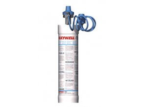 kyslíková lahev s ventilem - kyslikova voda