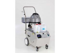 PROFI 7500  - parní čistič s vysáváním specializovaný pro úklidové firmy