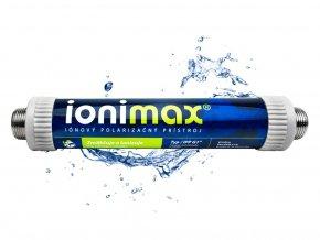 IONIMAX  - tvrdá voda a vodní kámen je minulostí