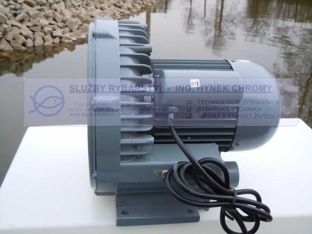 Dmychadlo rotační WB 600 G