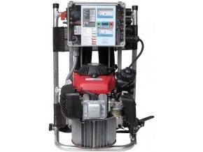 Odlovní agregát zádový 1,3 kW - stejnosměrný proud
