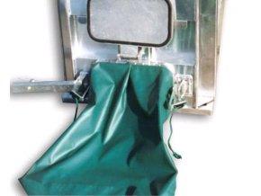Vysazovací rukávec délka 4m, Al, plastel