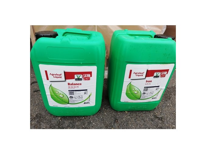 ICL hnojivo Agroleaf liquid