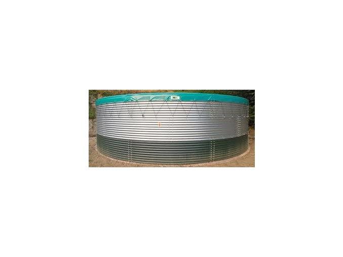 Nádrž Genap 55.000 litrů vody