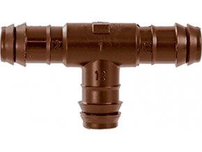 Netafim T12TEE Techline® EZ 12mm Insert Tee