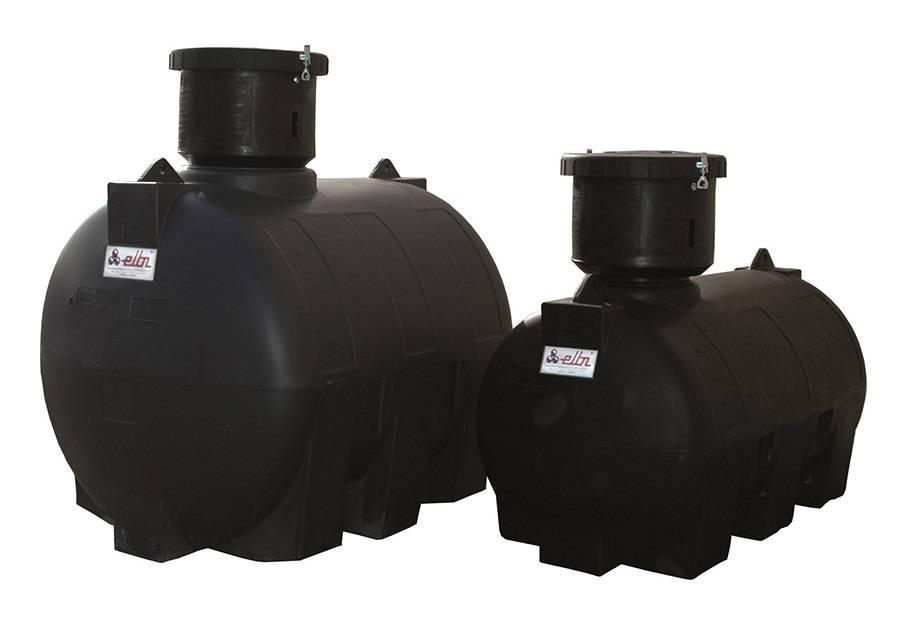 Plastové nádrže podzemní