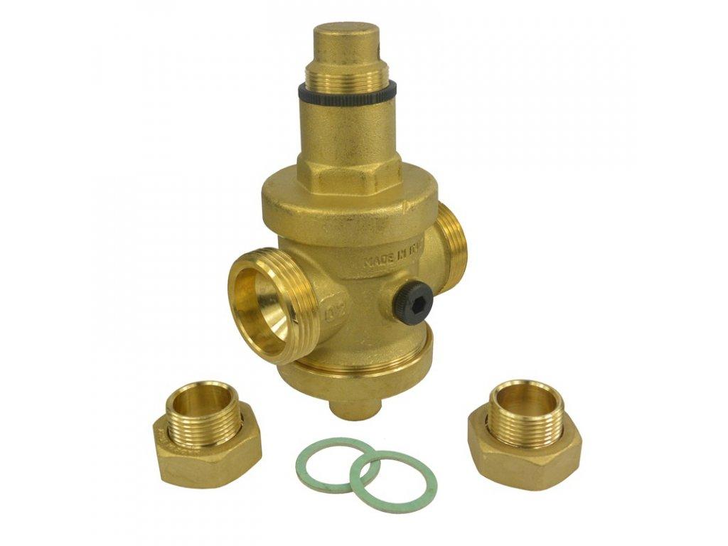 Redukční ventil včetně šroubení - MALGORANI