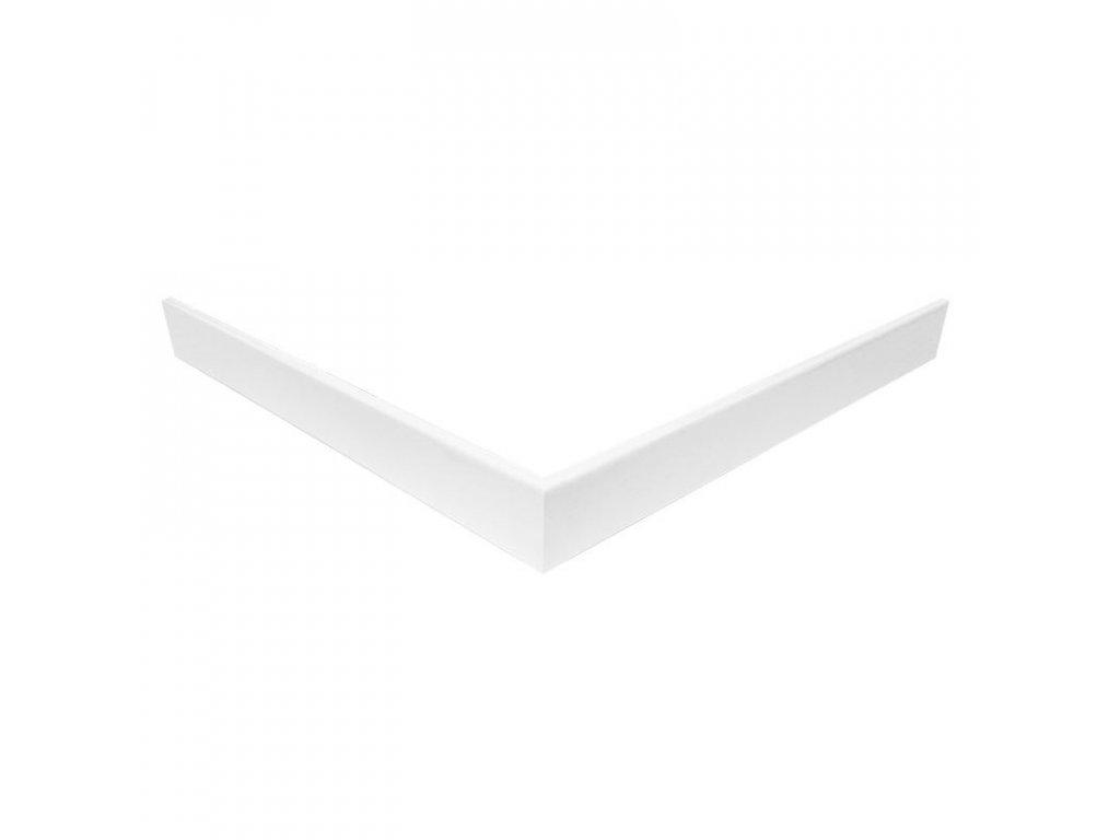 Čelní panel pro sprchovou vaničku, čtverec, obdelník