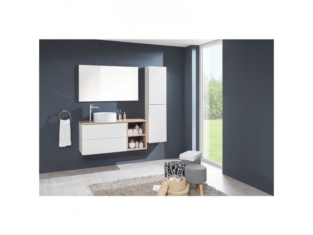 Zrcadlo 1200x700x20 mm