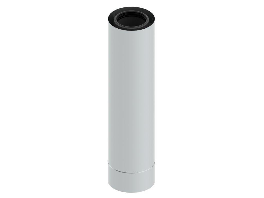 Prodloužení DN 60/100/500 mm, plast, AZ