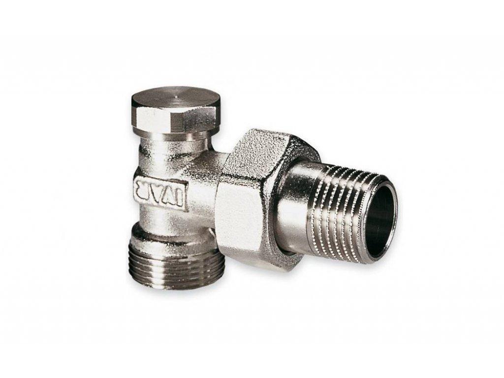 """Regulační šroubení - 1/2""""xEK; rohové(500053)"""