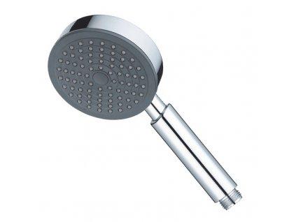 Ruční sprcha jednopolohová kulatá Ø 11 cm