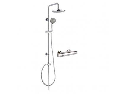 Sprchový set: termostatická baterie + sprch. souprava CB60101SP