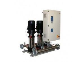 SENSORMAT - tlakové stanice se 3ks čerpadel - vertikal. VLR